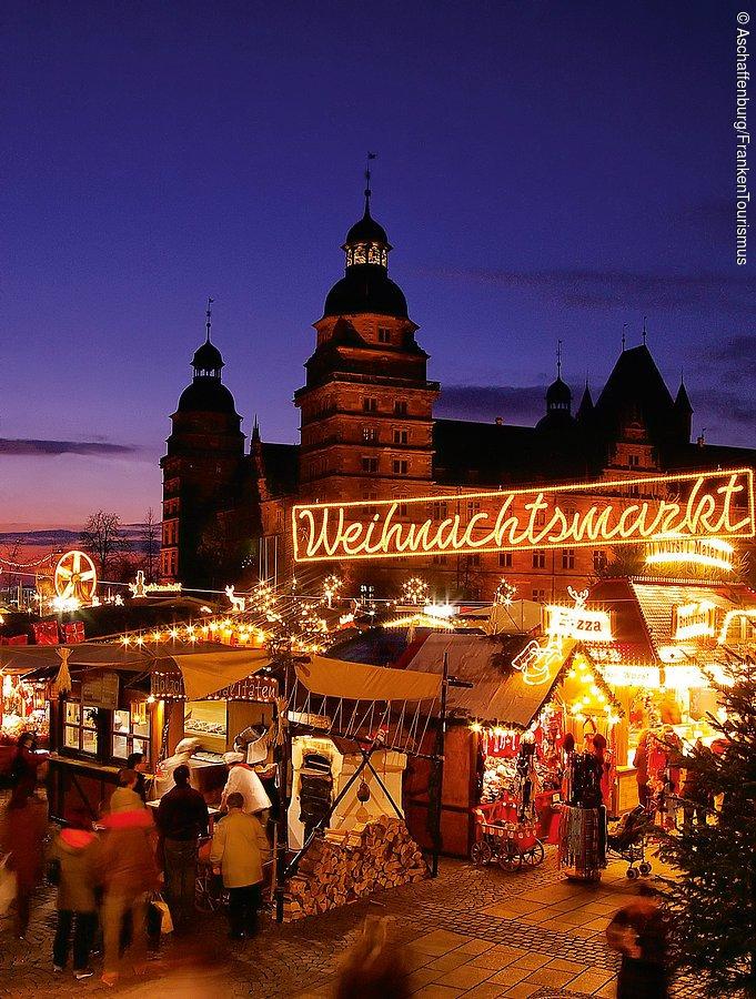 Christmas markets   Aschaffenburg   Tourismusverband Franken